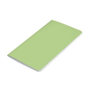 Color verde ligero de musgo