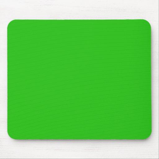 color verde tapetes de raton