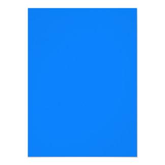 Color Visual Adaptive Living Tools Deep Sky Blue Card