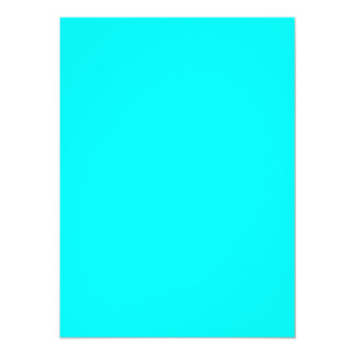 Color Visual Adaptive Living Tools Turquoise Card