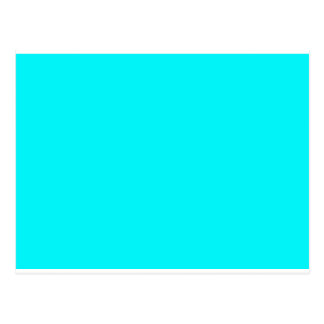 Color Visual Adaptive Living Tools Turquoise Post Cards