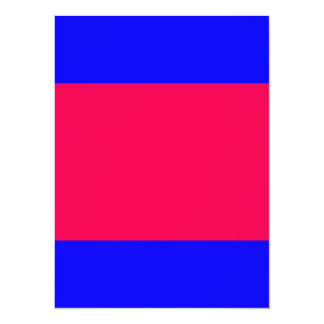 Color Visual Identifiers Adaptive Living Blue Pink Card