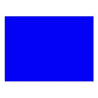 Color Visual Identifiers Adaptive Living - Blue Post Cards