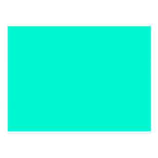 Color Visual Identifiers Adaptive Living Turquoise Postcard