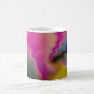 Color vortex coffee mug