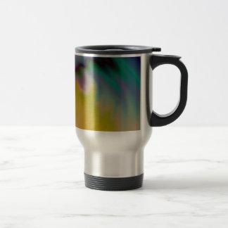 Color vortex travel mug