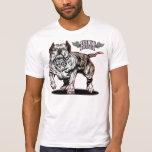 Color W del matón Camiseta