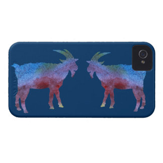 Color Washed Goats iPhone 4 Cover