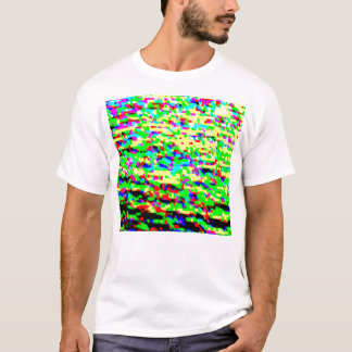 Color Watered T-Shirt