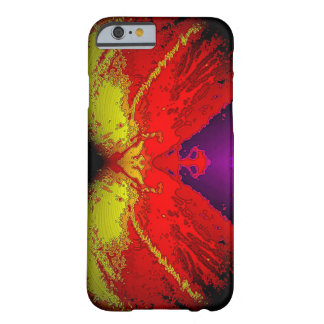 Color wave crash barely there iPhone 6 case