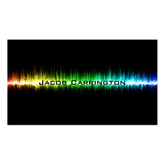 Color Waves Business Card