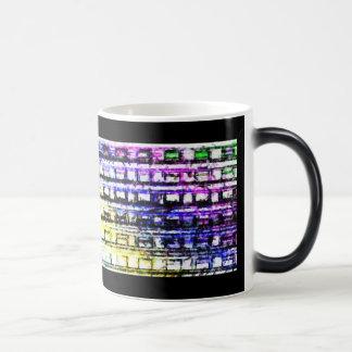Color Weave Morphing Mug