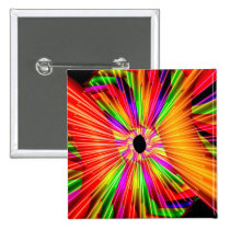 Color Wheel 2 Inch Square Button