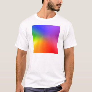 Color Wheel: Abstract Colors T-Shirt