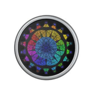 Color Wheel Bluetooth Speaker