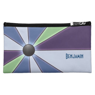 Color Wheel Cosmetic Bag