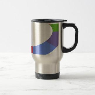 Color Wheel Icon 15 Oz Stainless Steel Travel Mug