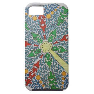 Color Wheel iPhone SE/5/5s Case
