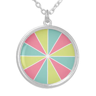 Color Wheel / Rays custom necklace