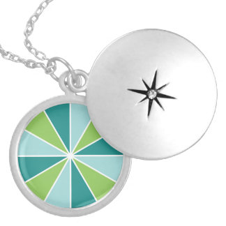 Color Wheel / Rays custom necklace