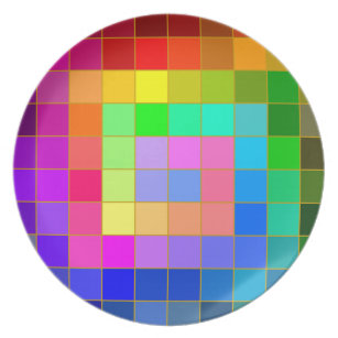 Color Wheel Squares Gifts On Zazzle