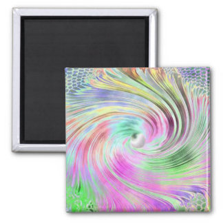 Color Whirlpool Magnet