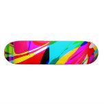 Color Wind Skateboard