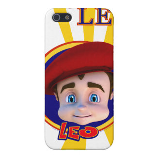 Color with Leo iPhone 4 Case- Sunrays Cover For iPhone SE/5/5s