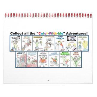 """Color-With-Me"" Adventure Calendar"