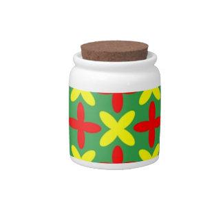 Color X candy jar