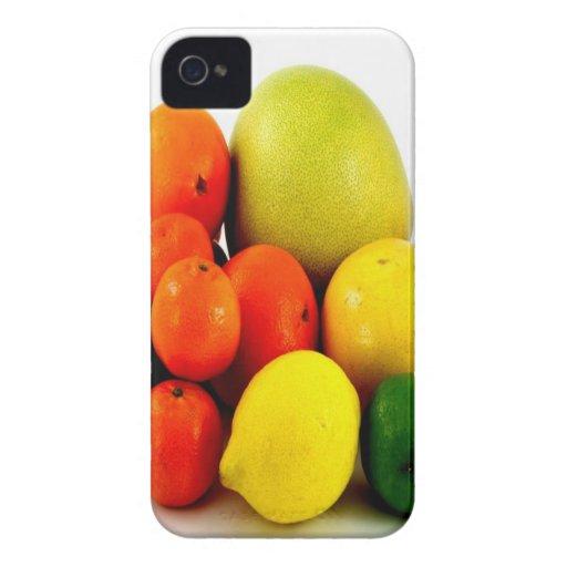 Color y aprecio de comida iPhone 4 protector