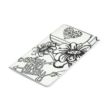 Color your own adult coloring teen journal