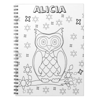 Coloring Page Notebooks Amp Journals