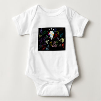 color your world baby bodysuit