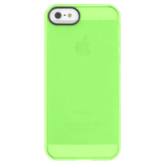 Color Zesty de la lima agria Funda Permafrost™ Deflector Para iPhone 5 De Uncom