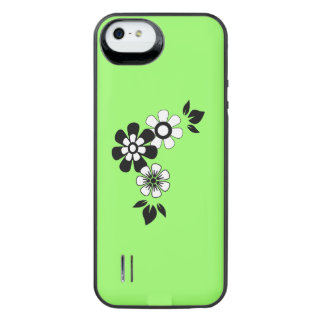 Color Zesty de la lima agria Funda Power Gallery™ Para iPhone 5 De Uncommon
