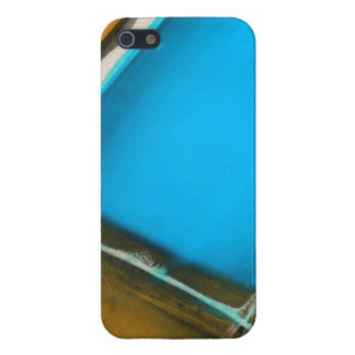 Color Zones - 2 iPhone 5 Case savy Glossy Finish