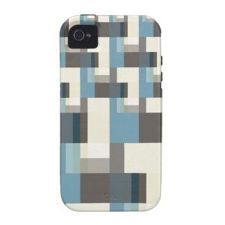 Coloraciones Vibe iPhone 4 Carcasas