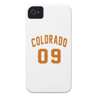 Colorado 09 Birthday Designs iPhone 4 Cover