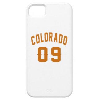 Colorado 09 Birthday Designs iPhone SE/5/5s Case