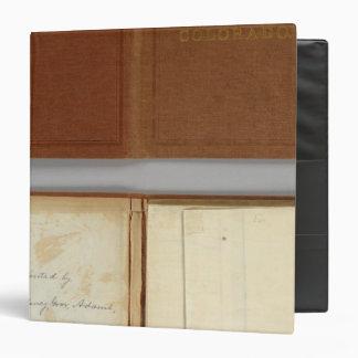 Colorado 10 vinyl binders