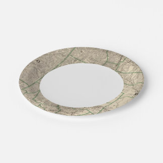Colorado 12 paper plate