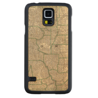 Colorado 12 carved® maple galaxy s5 case