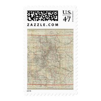 Colorado 13 sellos