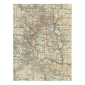 Colorado 13 postal