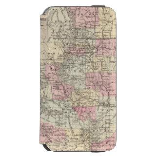 Colorado 14 funda billetera para iPhone 6 watson