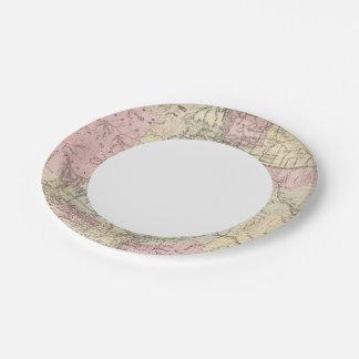 Colorado 14 paper plate