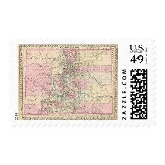 Colorado 14 postage