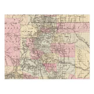Colorado 14 postcard