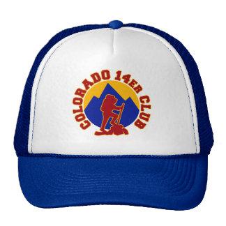 Colorado 14er Club Trucker Hat